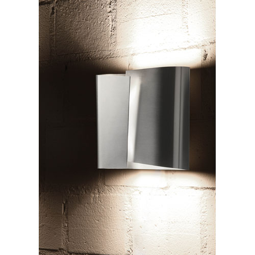 Made In Usa Stainless Steel Wall Sconces Free Shipping | Bellacor