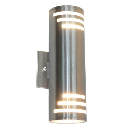 Stainless steel wall lights: outdoor stars by sturdy material