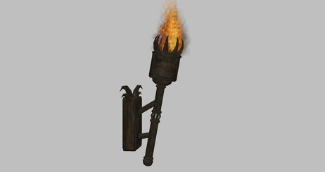 Wall torches