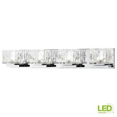 4 Light - Vanity Lighting - Lighting - The Home Depot