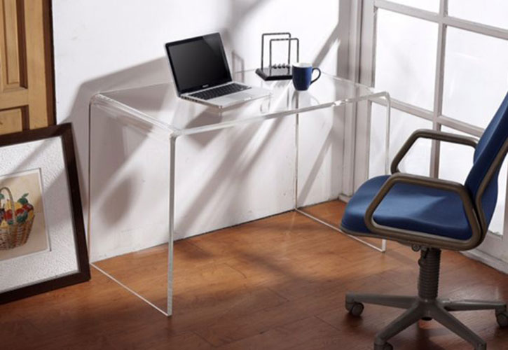 Acrylic Office Desk Designs For Home Offices Suppliers and