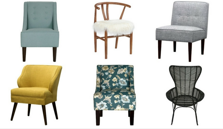 7 Affordable Accent Chairs under $200