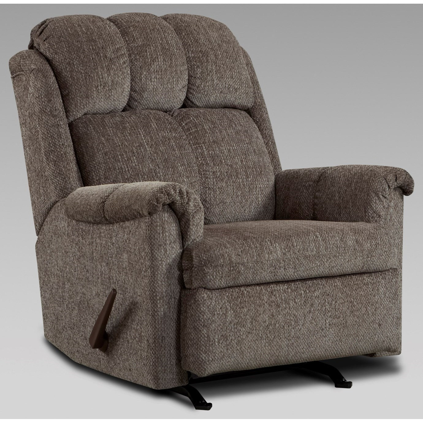 6150 Rocker Recliner by Affordable Furniture