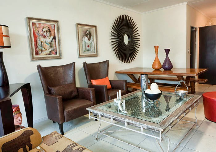 Living Room African Decor Ideas http://Traveller Location