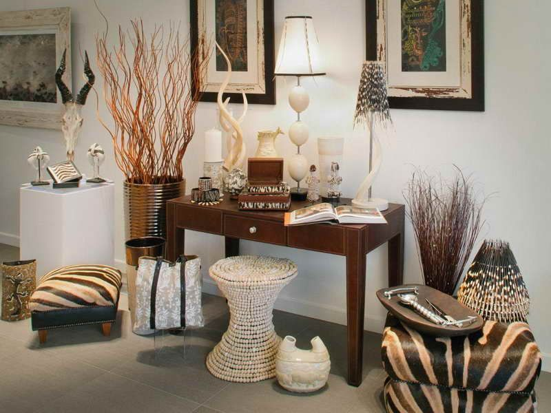 Beautiful Safari African Decorating Ideas