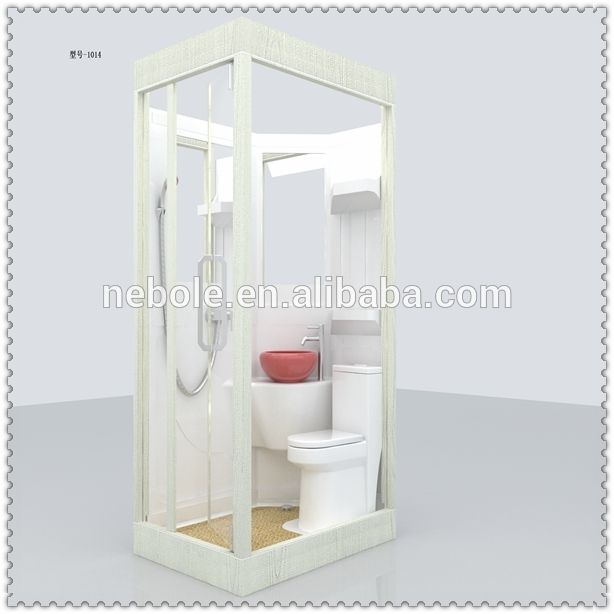 All In One Bathroom Units Prefab Bathroom N-1014 , Find Complete Details  about All