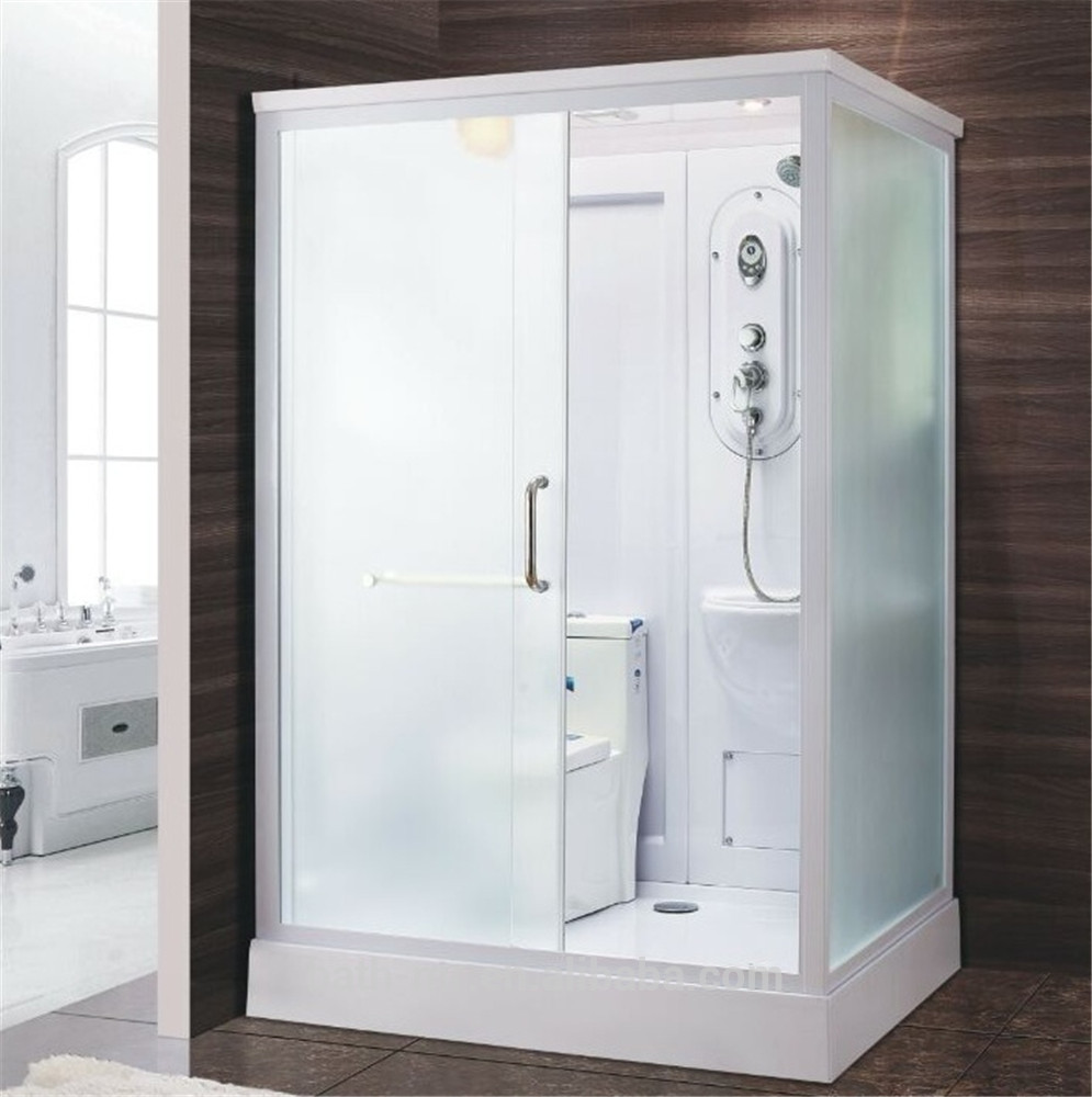 All In One Bathroom Shower Cubicle - Buy Bathroom Shower Cubicle,Bathroom  With Shower Cubicle Product on Traveller Location