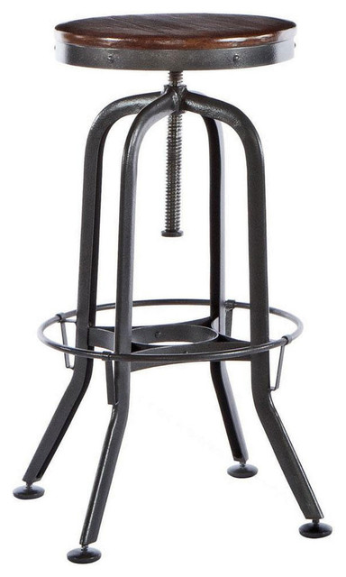 Sitcom Vintage Bar Stool - Industrial - Bar Stools And Counter Stools - by  Sitcom