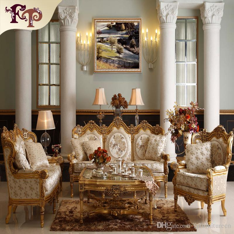 2019 Baroque Living Room Sofa Furniture Antique Classic Sofa Set European  Style Sofa Set From Fpfurniturecn, $2359.8 | Traveller Location