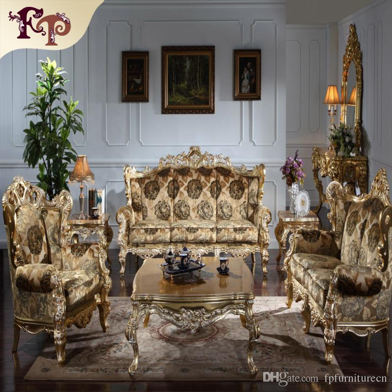 2019 Baroque Living Room Sofa Furniture Antique Classic Sofa Set Italian  Luxury Classic Sofa Set From Fpfurniturecn, $2138.7 | Traveller Location