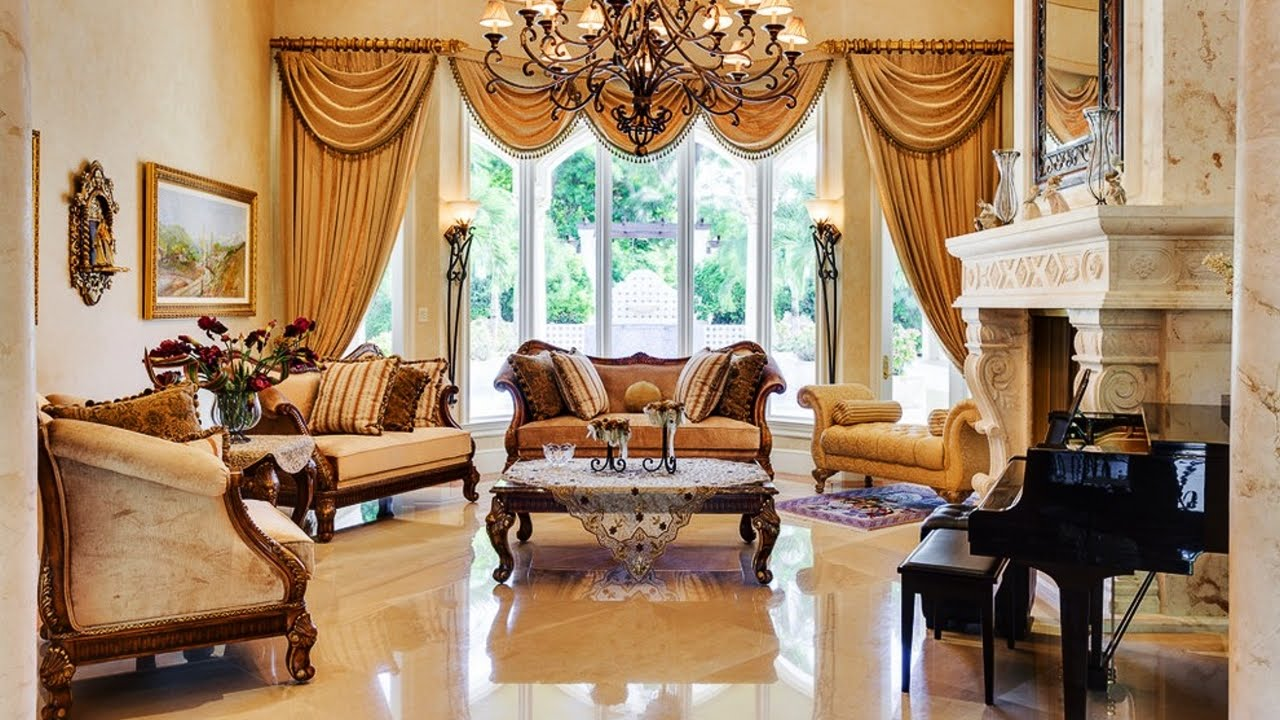 Timeless Antique Living Room Design Ideas YouTube