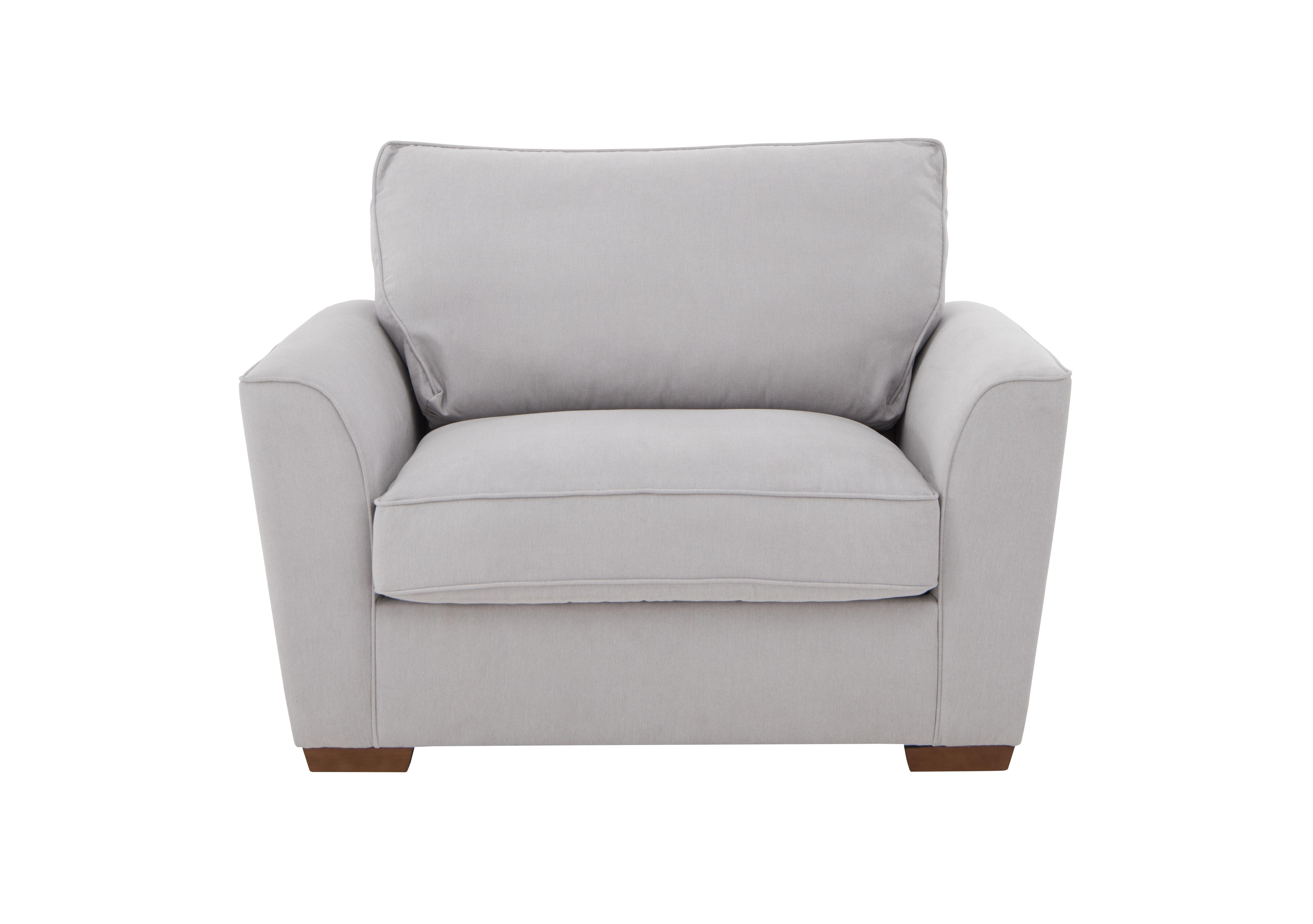 The Weekender Collection Fable Fabric Deluxe Armchair Sofa Bed