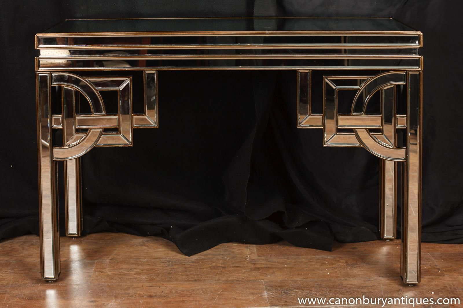 1920+Art+Deco+Furniture |  about Art Deco Mirrored Console Table Hall  Tables 1920s Furniture