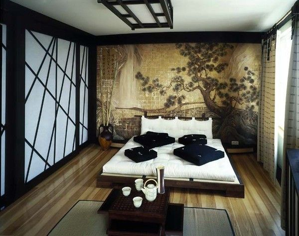15 Sleek Asian Inspired Bedrooms To Achieve Zen Atmosphere In The Home