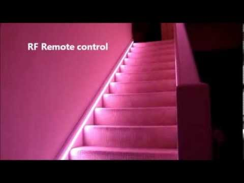 Automatic Stair Led Lighting