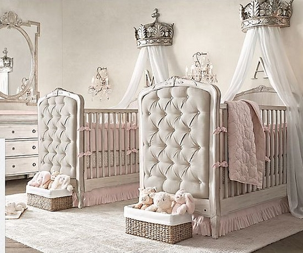 luxury baby cots design ideas royal poster tufted crib