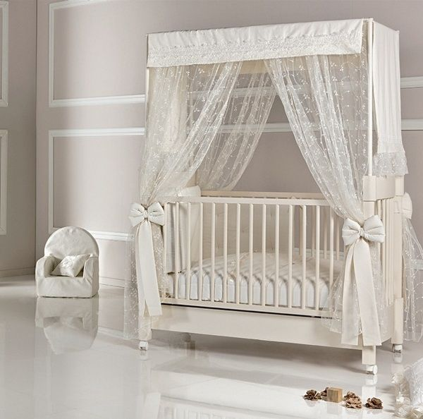 luxury baby cot four poster crib luxury baby room furniture ideas