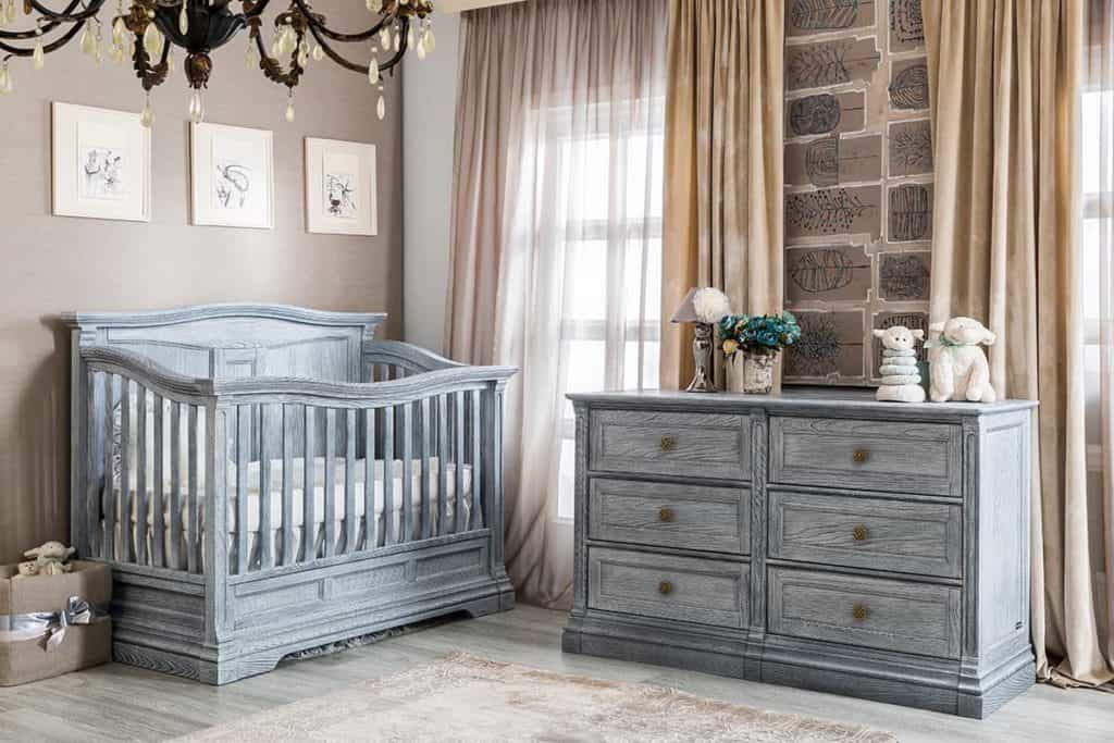 non-toxic nursery furniture and cribs