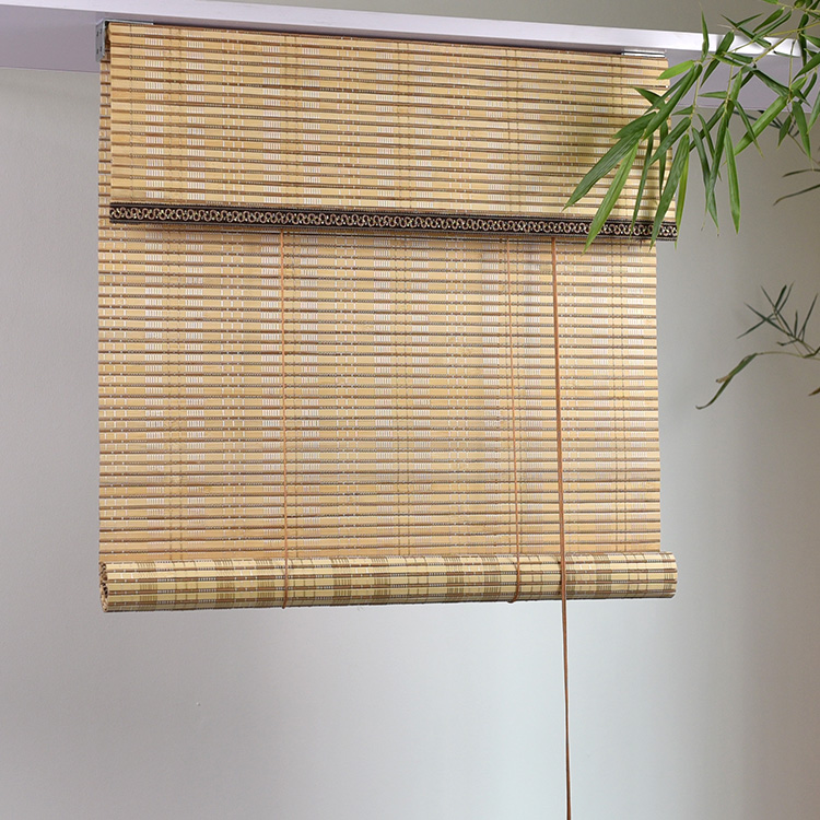 Outdoor Balcony Bamboo Curtains - Buy Curtains,Curtains,Curtains Product on  Traveller Location