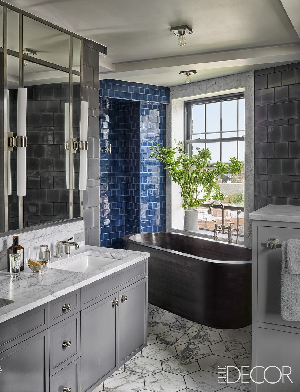 80 Best Bathroom Design Ideas - Gallery of Stylish Small & Large Bathrooms