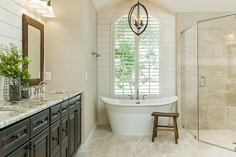 We specialize in complete bathroom remodels. Whether you already have plans  or need a new concept to completion design, the experienced Yeager team is  the