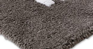 Tufted So Fresh Bath Rugs And Mats Pigeon Gray - Room Essentials™ : Target