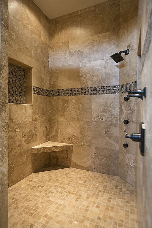 Mediterranean Master Bathroom - Find more amazing designs on Zillow