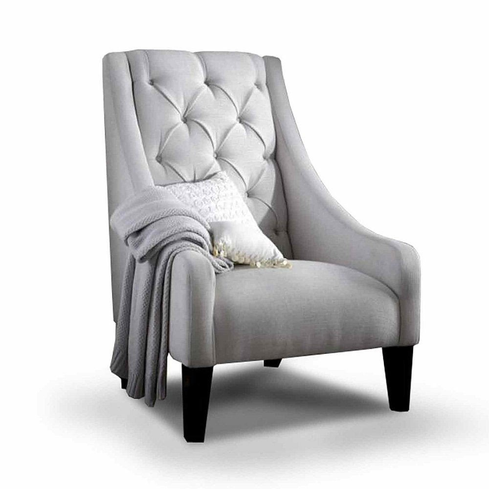 Comfy chairs for bedrooms design: Henri Fabric .