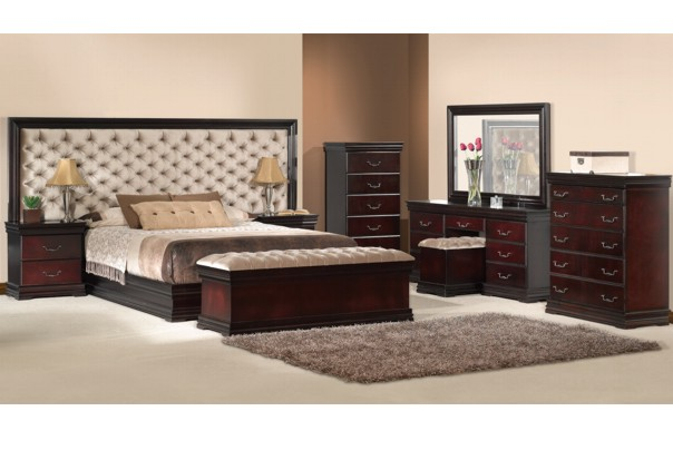 New Home Furnishers » Claudia Bedroom Suite