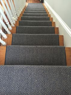 23+ Pretty Painted Stairs Ideas to Inspire your Home. Stairs With Carpet  RunnerCarpet