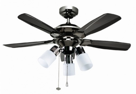 Ceiling Fan With Good Lighting - Democraciaejustica