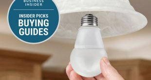 The best light bulbs you can buy - Business Insider
