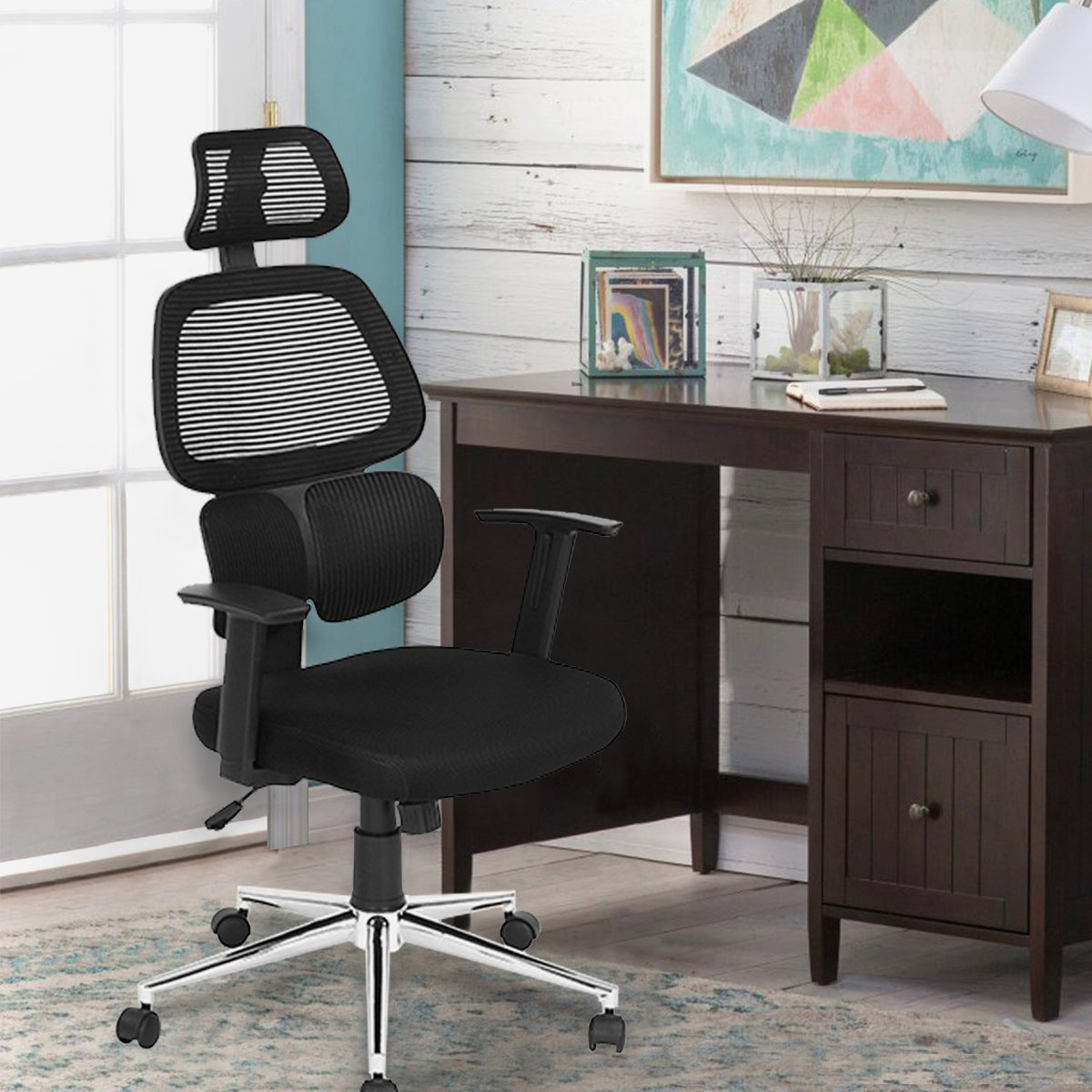 Best office chair with adjustable lumbar support