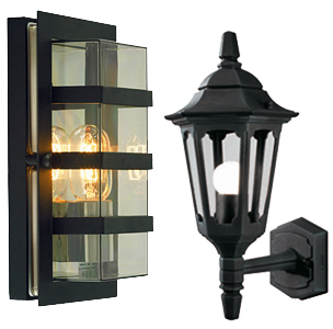 Outdoor Lights from Easy Lighting