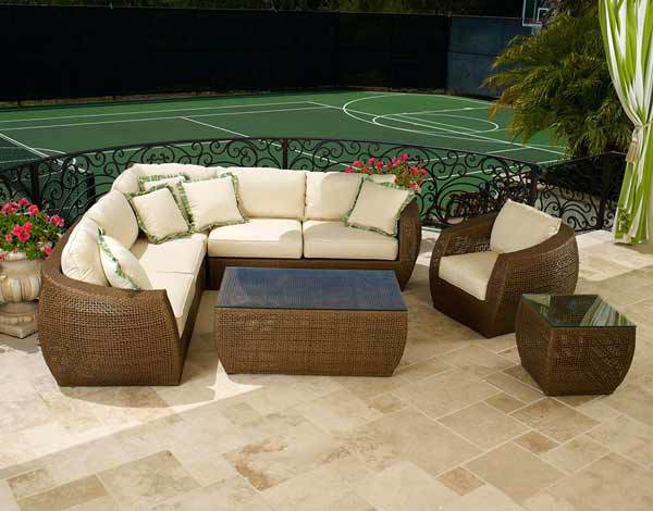 Best Patio Furniture Brands Best Brands Of Outdoor Wicker Furniture