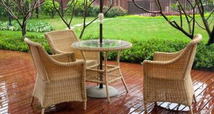 The Best Wicker Furniture for Your Backyard | Gardener's Path