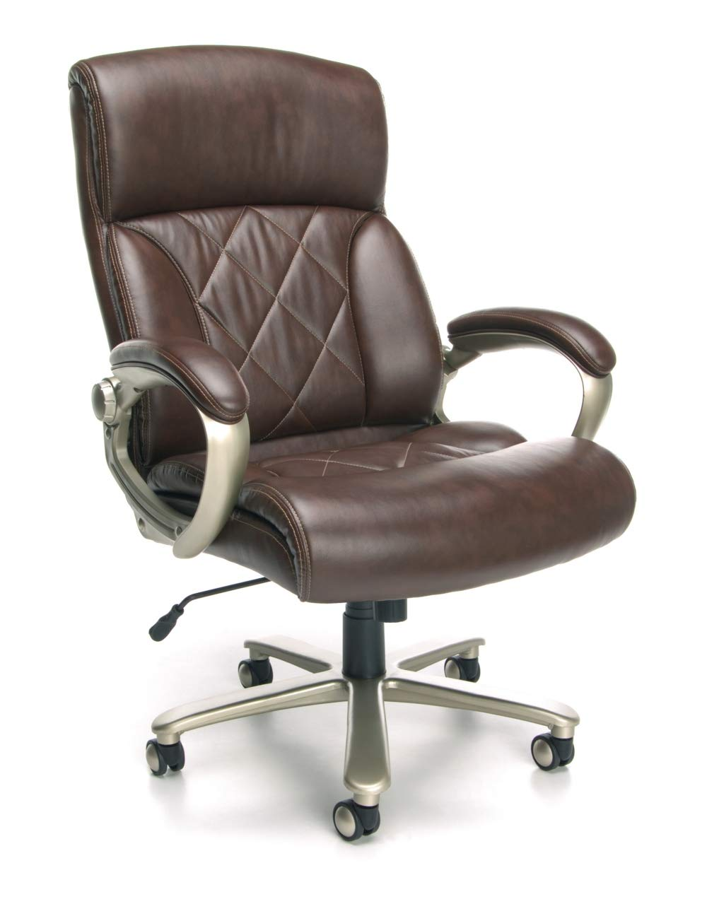 Traveller Location: Big and Tall Office Chairs - Sirius Heavy Duty Executive Chair:  Kitchen & Dining