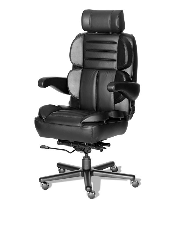 ERA Galaxy Big and Tall Intensive Use Office Chair 400 lbs Rating
