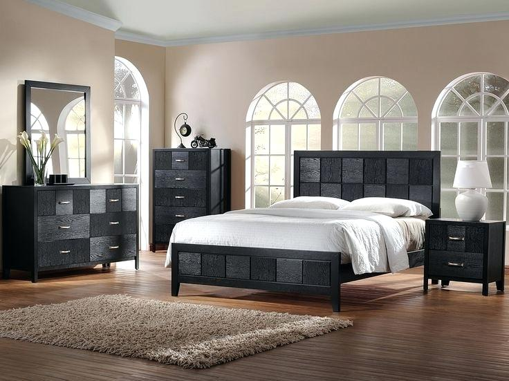modern black bedroom set u2013 customclean.org