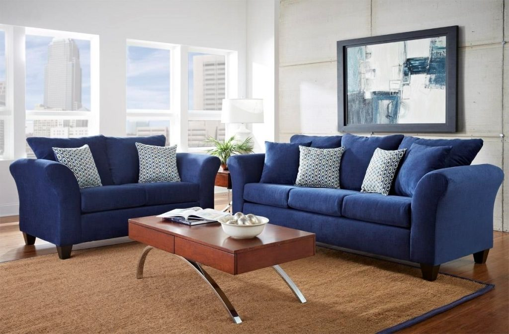 Teal Blue Living Room Chairs