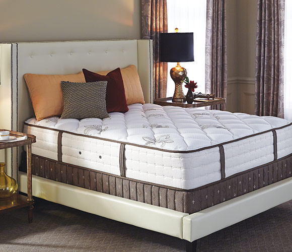 Box spring beds