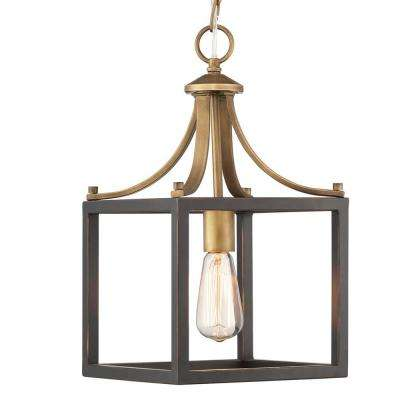 Brass - Pendant Lights - Lighting - The Home Depot
