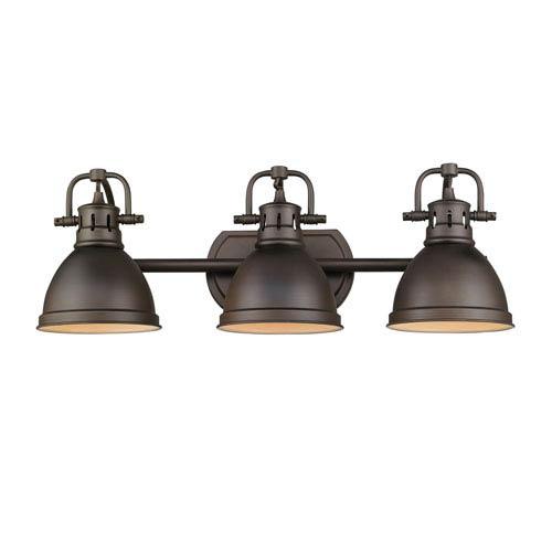 Bronze Oil Rubbed Bath Lighting Free Shipping | Bellacor