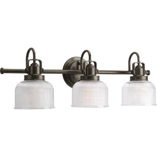Oil Rubbed Bronze Bathroom Vanity Lighting You'll Love | Wayfair