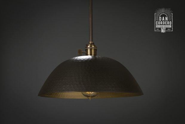 Modern : Bronze Pendant Light Fixtures Oil Rubbed Hanging Clear