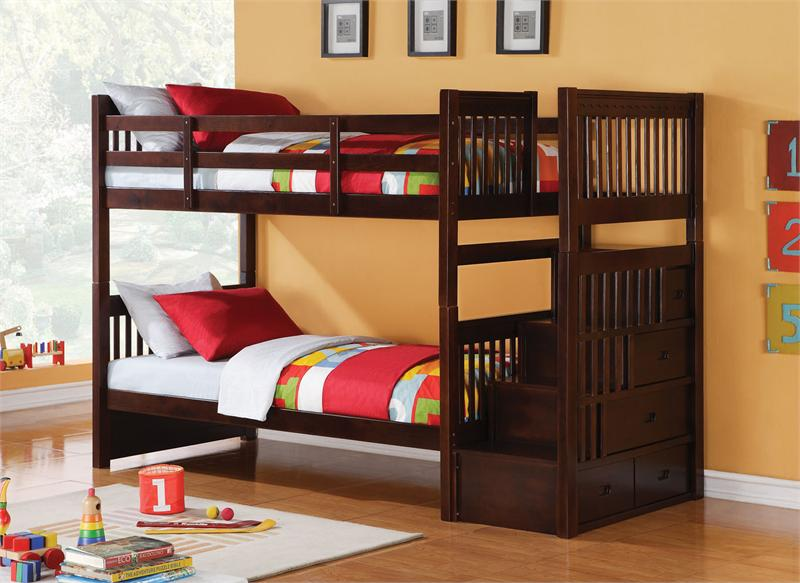 Amazing types of kids bunk beds