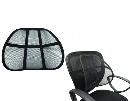Traveller Location: DG SPORTS Lumbar Support Cushion Seat, Car Home Office Chair  Pain Relief Travel: Health & Personal Care