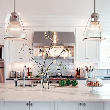 Pendant Lighting & Hanging Drop Lights for Kitchen Islands & Dining