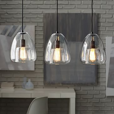 Duo Walled Chandelier - 3-Light   For the Home   Pinterest   Kitchen