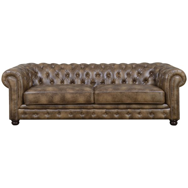 Trent Austin Design Caine Chesterfield Sofa & Reviews | Wayfair
